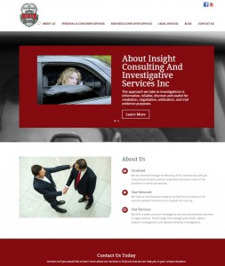 insight consulting website